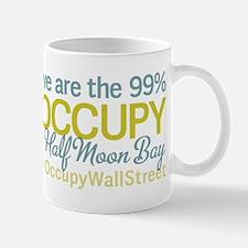 Occupy Half Moon Bay Mug