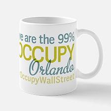 Occupy Orlando Mug