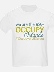 Occupy Orlando T-Shirt