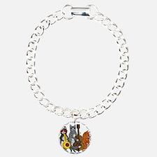 Jazz Cats Bracelet
