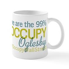 Occupy Oglesby Small Mug