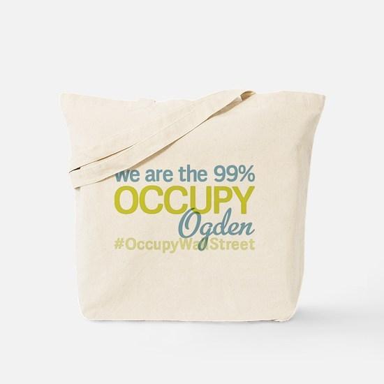 Occupy Ogden Tote Bag