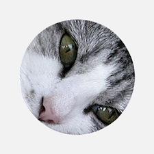 """Viv's Cat Hates Me 3.5"""" Button"""
