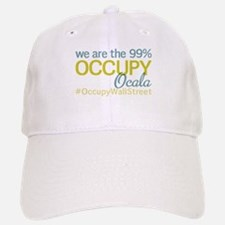 Occupy Ocala Baseball Baseball Cap