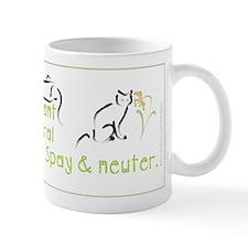 Spay & Neuter Mug