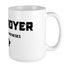 Null Hypothesis Destroyer Mug