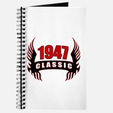 1947 Classic Wings Journal