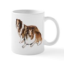 two collies Mug
