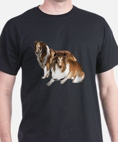 two collies T-Shirt