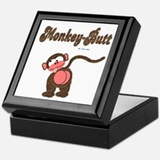 Monkey-Butt Keepsake Box
