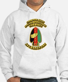 Combined Joint SO Task Force - Afghanistan Hoodie