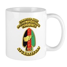 Combined Joint SO Task Force - Afghanistan Mug