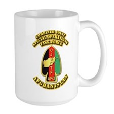Combined Joint SO Task Force - Afghanistan Mug