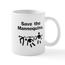 Save the Mannequins Mug