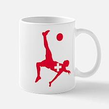 Switzerland Soccer Mug