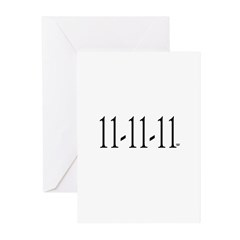 11-11-11 Greeting Cards (Pk of 10)