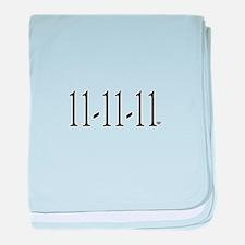 11-11-11 baby blanket
