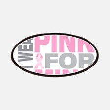 I wear pink for Amina Patches