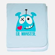Igor, The Monster baby blanket