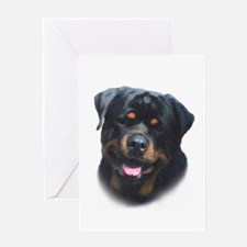 A Special Rottweiler Greeting Card