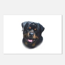 A Special Rottweiler Postcards (Package of 8)