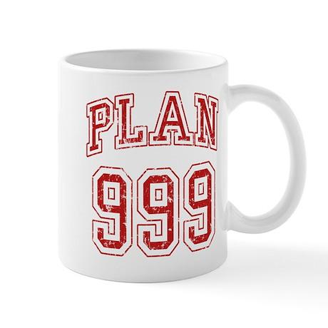 Herman Cain Plan 999 Mug