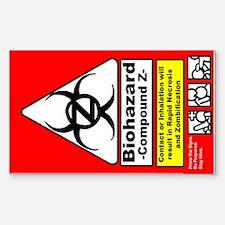 """""""Compound Z"""" Sticker (Rectangle)"""