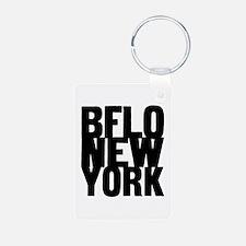 BFLO NEW YORK Keychains