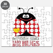 Madeleine, the Ladybug Puzzle