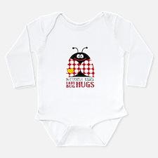 Madeleine, the Ladybug Long Sleeve Infant Bodysuit