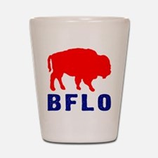 BFLO Shot Glass