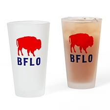 BFLO Drinking Glass