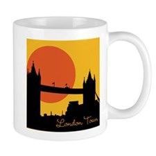 London Town Sunset Mug