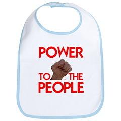 POWER TO THE PEOPLE IIII Bib