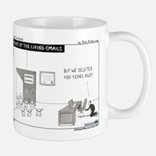 Night of the Living Emails Mug