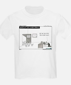 Night of the Living Emails T-Shirt