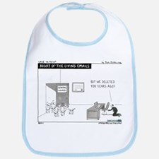 Night of the Living Emails Bib