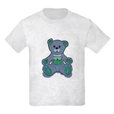 York the Teddy (Kids T-Shirt)