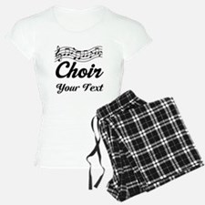 Custom Choir Musical Pajamas