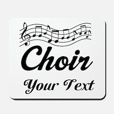 Custom Choir Musical Mousepad