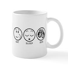 Eat Sleep Box Mug