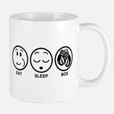 Eat Sleep Box Mug