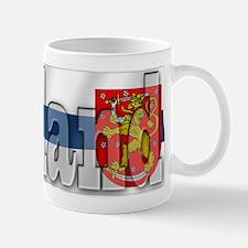 Silky Flag of Finland Mug