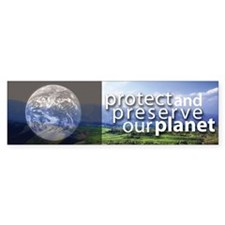 Protect and Preserve our Planet