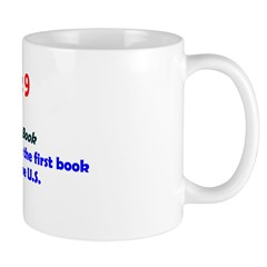 Mug: Philadelphia Spelling Book by John Barry beca