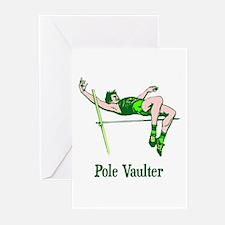 Pole Vaulter Invitations (Pk of 10)