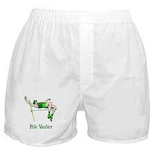 Pole Vaulter Boxer Shorts