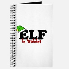 'Elf In Training' Journal