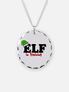'Elf In Training' Necklace