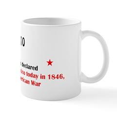 Mug: California Republic declared independence fro
